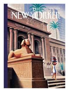 The New Yorker Cover - November 7, 2005
