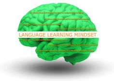 Adopt a language learning mindset before you even start.