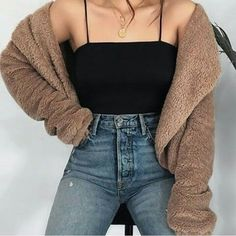 Fall Women& Fashion Trends to Adopt- Tendances mode femme d'automne à adopter Fall woman fashion trends to adopt – - Tumblr Outfits, Mode Outfits, Tumblr Clothes, Teen Fashion Outfits, Fall Outfits, Style Fashion, Fashion Fashion, Fashion Lookbook, Fashion Clothes