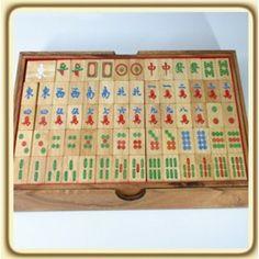 #Mah-jong #mahjong #jeux #bois #célèbre