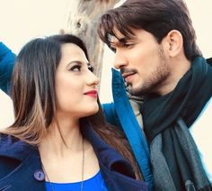Cute Couple Selfies, Cute Love Couple, Stylish Girl Images, Stylish Girl Pic, Arjun Bijlani, Most Handsome Actors, Girl Friendship, Actors Images, Girly Pictures