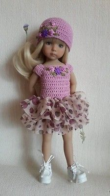 """Outfit for doll 13"""" Dianna Effner Little Darling"""