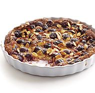 Cherry-Almond Clafoutis from Fine Cooking