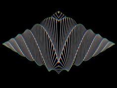 Primitive Om by Beatgraphica VJ. Beatgraphica VJ motion graphics.