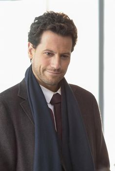 Ioan Gruffudd as Dr. Henry Morgan on Forever. So sad they canceled this show.:-(