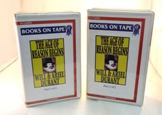 The-Age-of-Reason-Begins-Part-1-2-1997-Unabridged-21-Cassettes-Audio-Tapes