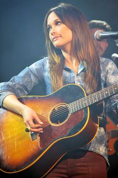 Kacey Lee Musgraves (born August 21, 1988)is an American country music artist. She self-released three albums before appearing on the fifth season of the USA Network's singing competition Nashville Star in 2007, where she placed seventh.