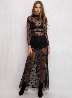 https://www.princesspolly.com/dresses/masked-beauty-sheer-maxi-dress