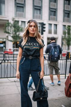 The #1 Accessories Bloggers are Wearing at This Fashion Week - TheCLCK