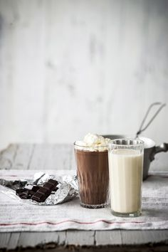 Loooooove this picture! It makes me want to jump up and prepare a delicious, chocolate-y shake right now!!!!