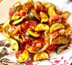 Easy Zucchini Stir-Fry