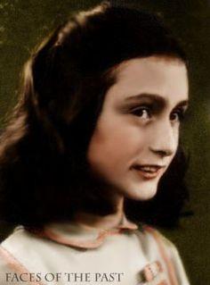 Famous Jewish girl Anne Frank ~ Anne Frank by VelkokneznaMaria.deviantart.com on @deviantART