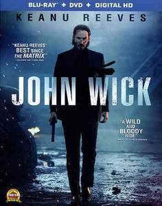 Retired hit-man John Wick (Keanu Reeves) hits the streets of NYC in search of the gangsters who robbed him of his reason for living in this Lionsgate thriller featuring Michael Nyqvist, Alfie Allen, Adrianne Palicki, Ian McShane, John Leguizamo, and Willem Dafoe.