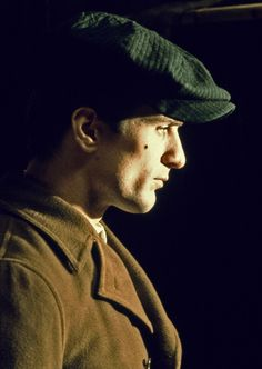 Robert De Niro in The Godfather Part II (1974) ~he travelled by rooftop~