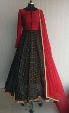 Salwar Designs, Kurta Designs Women, Modest Clothing, Modest Dresses, Modest Outfits, Long Dresses, Indian Designer Outfits, Indian Outfits, Designer Dresses