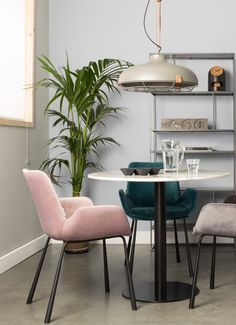 Classic, stylish, contemporary seating with Foxford. Whatever the space we have the dining chair to suit you! Dining chairs, Lounge Chairs, Luxurious Furnishing for your home interior needs. Loft Stil, Cozy Furniture, Dining Chairs, Dining Table, Elegant, Office Desk, Corner Desk, My House, Sweet Home
