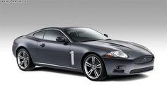 Jaguar XK. My favourite car