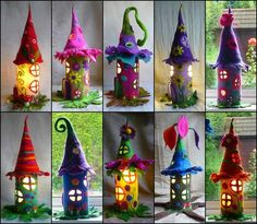 DIY Fairy House Tutorial