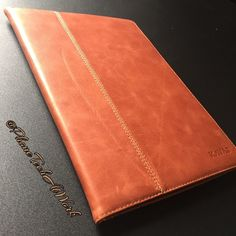 This @kavaj_photos Genuine Leather Berlin Cognac iPad Air 2 is amazing! I stopped my unboxing just to share this with you #kavaj#kavajcases#ipadair2#apple#phonetechatwork#mykavaj