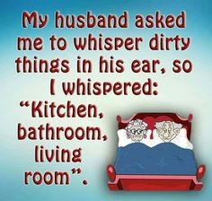 Funny marriage humor