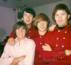 Dangerous Minds | The Monkees FBI File. Early photo taken in June 1966 by then 12-year-old Bruce Sallan