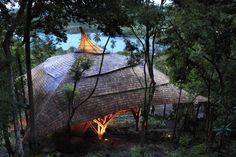 Bamboe hangout
