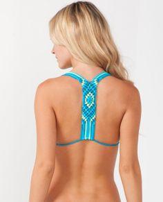 Rip Curl // Sunray Triangle Bikini Top