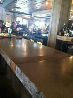 Great Custom Bar Top Ideas | Bar Top By Jill Lafear | Cabin | Pinterest | Cabin
