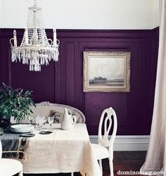 {Colour Inspiration: Purple}