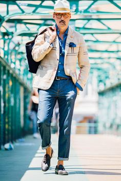 menstyle1:Men's Street Style Inspiration #9 Shop Men's Handmade...