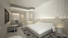 SAOTA Hotel Conakry_ExecBed_002