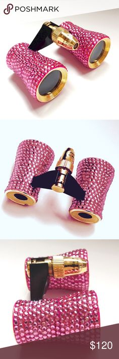 Spotted while shopping on Poshmark: PINK Rhinestone Opera Travel Explorer Binoculars! #poshmark #fashion #shopping #style #Anthony David #Accessories