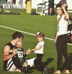Jessie James and Eric decker are goals