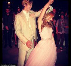 bella thorne prom - Google Search