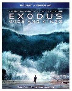 Exodus Gods and Kings (Blu-Ray)