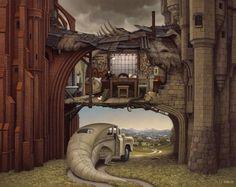 Weird Art (75 amazing artworks)