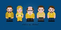 It's Always Sunny in Philadelphia - Cross Stitch Pattern - http://pixelpowerdesign.com/shop/tv/product/show/330-it-s-always-sunny-in-philadelphia