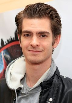 andrew garfield... Not just the Amazing Spiderman. He was also in two episodes of Doctor Who and The Imaginarium of Doctor Parnassus <3