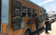 How to start a new food truck business, including how to write a business plan, a food truck menu and ways to promote your food truck on social media