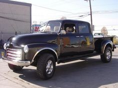 Pics of a 47-54 crew cab??? - The 1947 - Present Chevrolet & GMC Truck Message Board Network