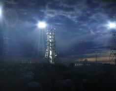 """Check out new work on my @Behance portfolio: """"cosmodrome_"""" http://on.be.net/1MkuHpl"""