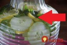 Vymeňte vodu s citrónom za tento recept. Hoci si po celom svete získal popularitu hlavne ako super nápoj na chudnutie, chceme vyzdvihnúť aj jeho ďalšie účinky na zdravie, ktoré sú ešte dôležitejšie a stoja za Slim Diet, Cucumber, Food And Drink, Medicine, Lemon, Simple Lines, Zucchini