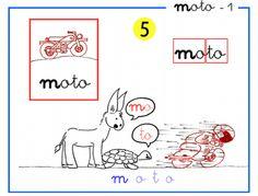 """Seguimos con las letras de este fantástico metodo de lectoescritura denominado""""PASO A PASO""""es un material destinado al aprendizaje simultaneado de la lectura y de la escritura de la lengua castellana. …"""