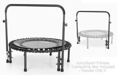 Do more exercises with the JumpSport Handle Bar for Straight Leg Fitness Trampoline! Get fit with this trampoline handle bar! Best Trampoline, Trampoline Workout, Fitness Trampoline, Best Fitness Tracker Watch, Dance Workout Videos, Workout Accessories, Trampolines, Upper Body, Handle