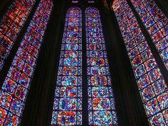 Vidrieras. Catedral de Amiens 28