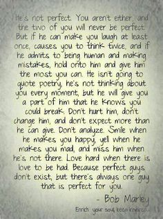 Seriously...made me tear up. :'( I do love him...flaws and all!