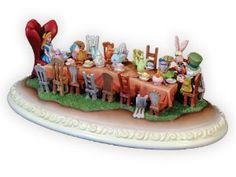 "Disney's Alice in Wonderland Olszewski Studios ""Mad Tea Party"""
