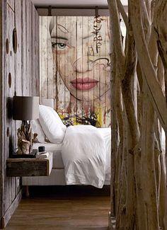 Antonio Mora - artcrash in wall