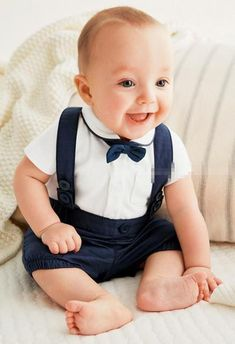 4c0ee7b7138b 17 Best Baby boy wedding outfit images