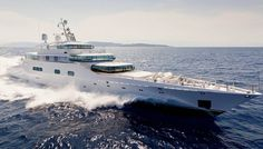 Iconic superyacht Enigma is up for sale asking 47500000. The 74.5 metre motor yacht was built with a steel hull and GRP superstructure by @blohmvossyachts in 1991. Her most recent refit in 2014 saw her interior refreshed and she received her Lloyds Register 20 year special survey which she passed with flying colours ensuring that she is in immaculate condition. Interested? Contact @edmistonyachts. #superyacht #yachtforsale #blohmvoss #boatinternational